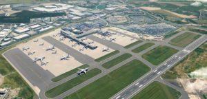 Birmingham Airport reveals masterplan
