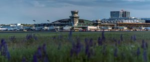 A new biofiltration system is cleaning the waters flowing through Helsinki Airport