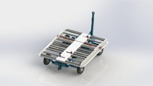 LINEMA LP-20 Container Trolley