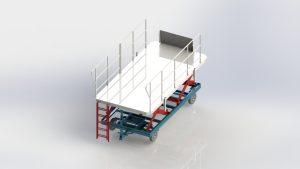 LINEMA PL-02 Loading Platform