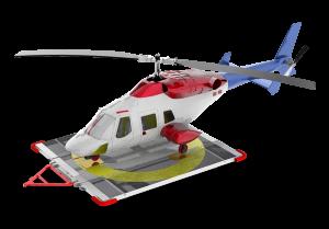 LINEMA Mobile Heliports