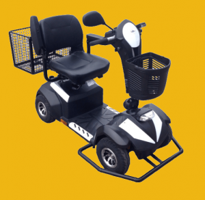 CAS - Customer Access Scooter
