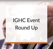 IGHC Event Round Up