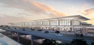 Operator appointed for new T1 at Newark
