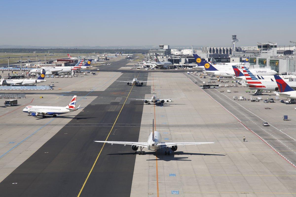 Www.Frankfurt Airport