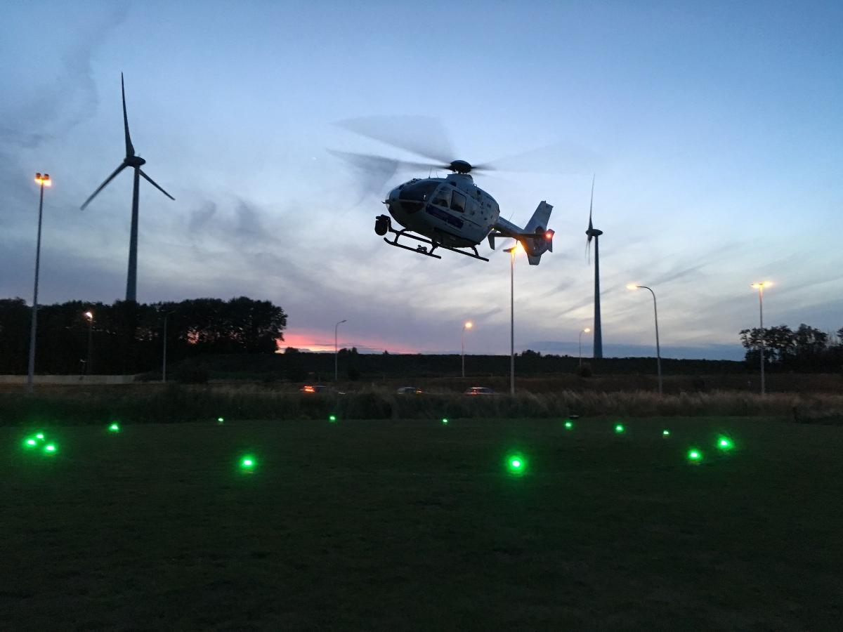 Solar Airport Lighting - Solutions 4GA Lighting Company