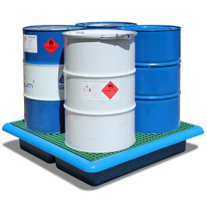 Drum Bunds and Spill Trays - Spill Containment Solutions