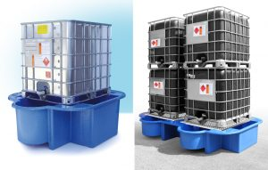 IBC Bunds, Spill Pallets or Sump Pallets