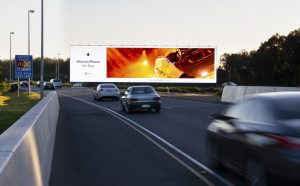 Largest digital billboard in southern hemisphere lands at Brisbane Airport to coincide with $40M redevelopment