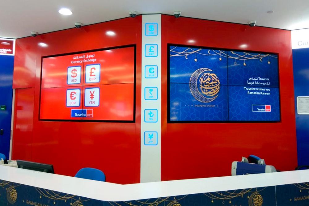 Airport Signage & Branding