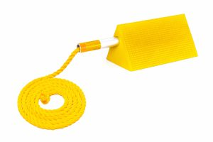 Mark II Chock Yellow with rope