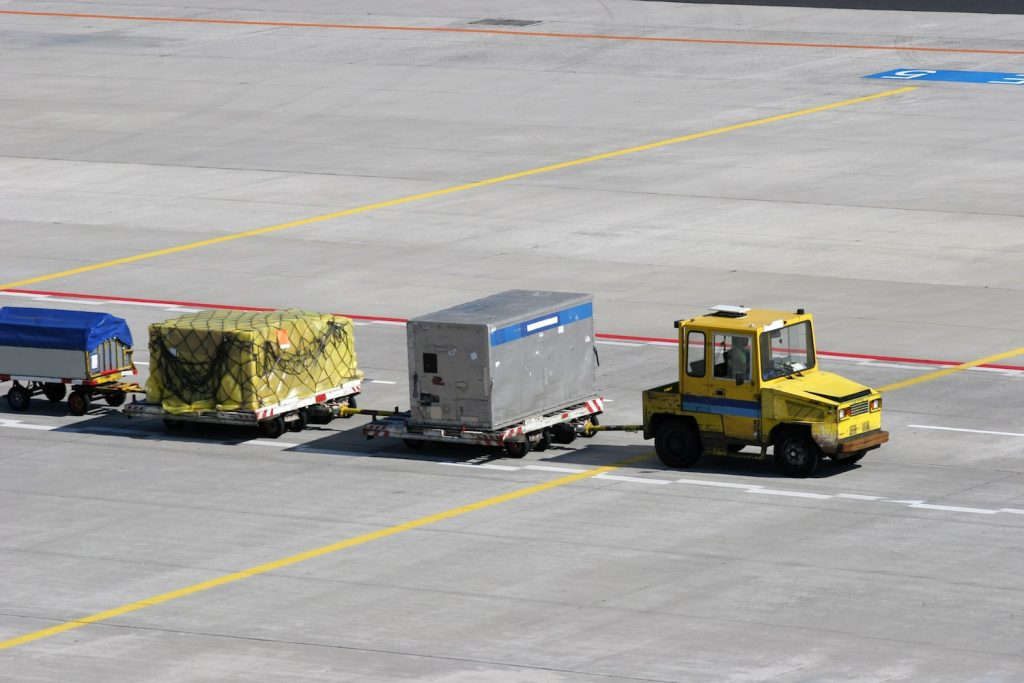 Airport Ground Support Equipment Fuelling