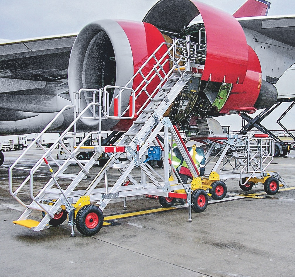Aircraft Docking Systems & Mobile Access Equipment