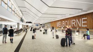 Melbourne Airport unveils plans for its International Arrivals Hall