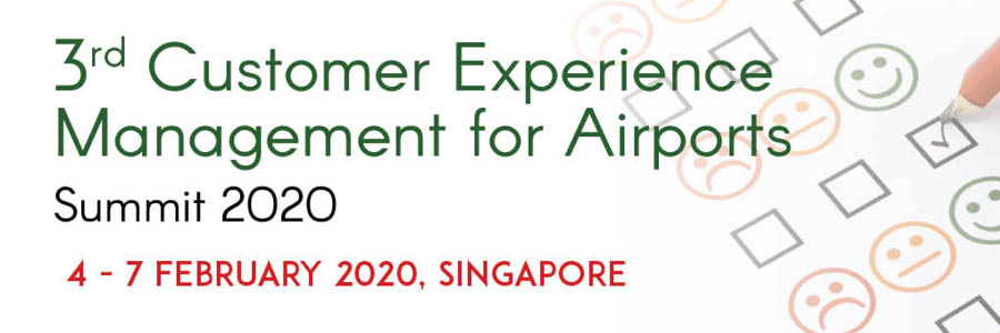 3rd Customer Experience Management for Airports Summit 2020