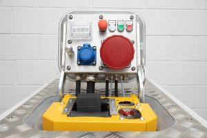 Mini Underground Hatch PIT System