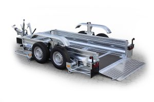 Lowerable Trailer PT35
