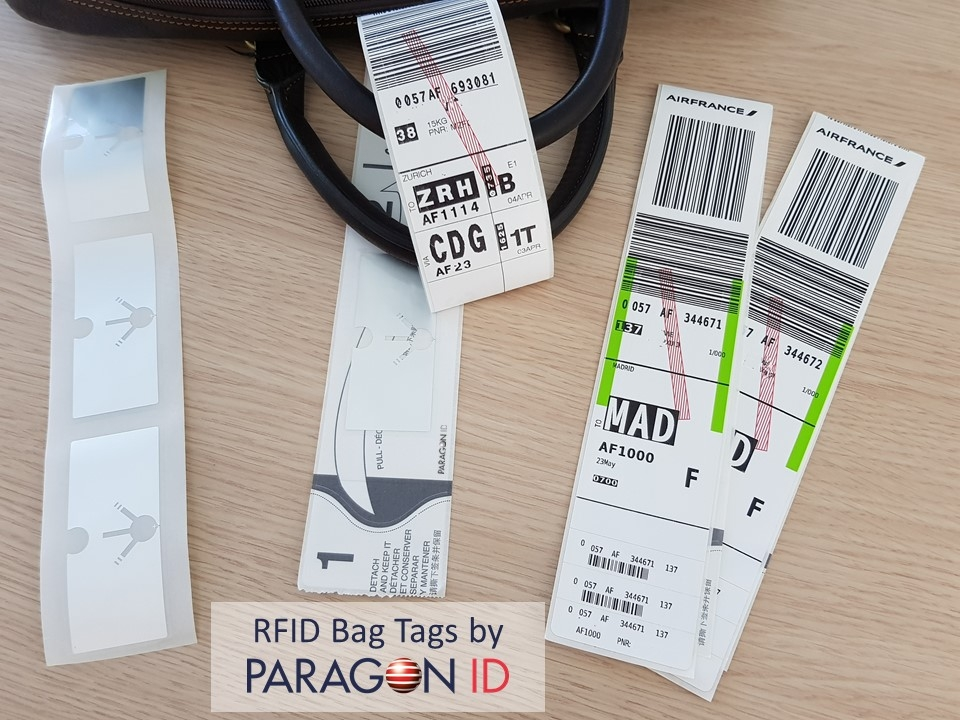 RFID Inlay and Tag Manufacturers