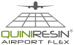 QUINIRESIN® AIRPORT FLEX - Rigid and Elastic Polymer for joints at Airports