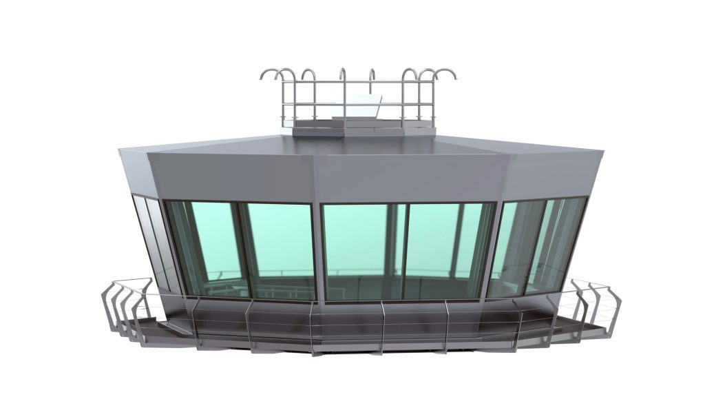 Air Traffic Control Room Design