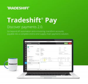 Tradeshift Pay eInvoicing