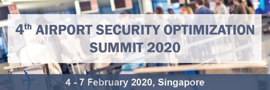 4th Airport Security Optimization Summit 2020