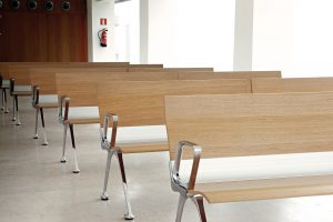 Transit, airport seating by Alegre Design