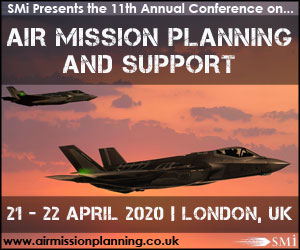 BAE Systems Signs up as the Lead Sponsor for Air Mission Planning and Support 2020