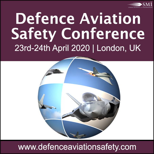 Just 7 weeks to go until the Defence Aviation Safety conference