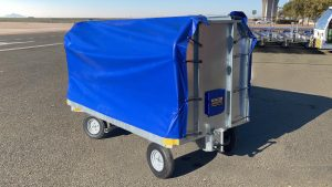 Airport Baggage Trailers