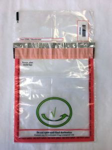 Tamper Evident Security Bags – STEBS bags