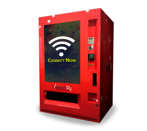 Airport Smart Store Vending solutions