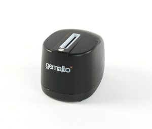 Gemalto Double-sided ID Card Reader CR5400