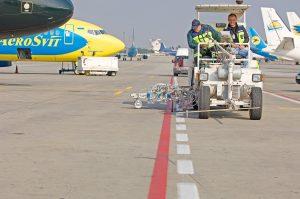 HOFMANN H33 - Runway Line Marking Machine - Kiev
