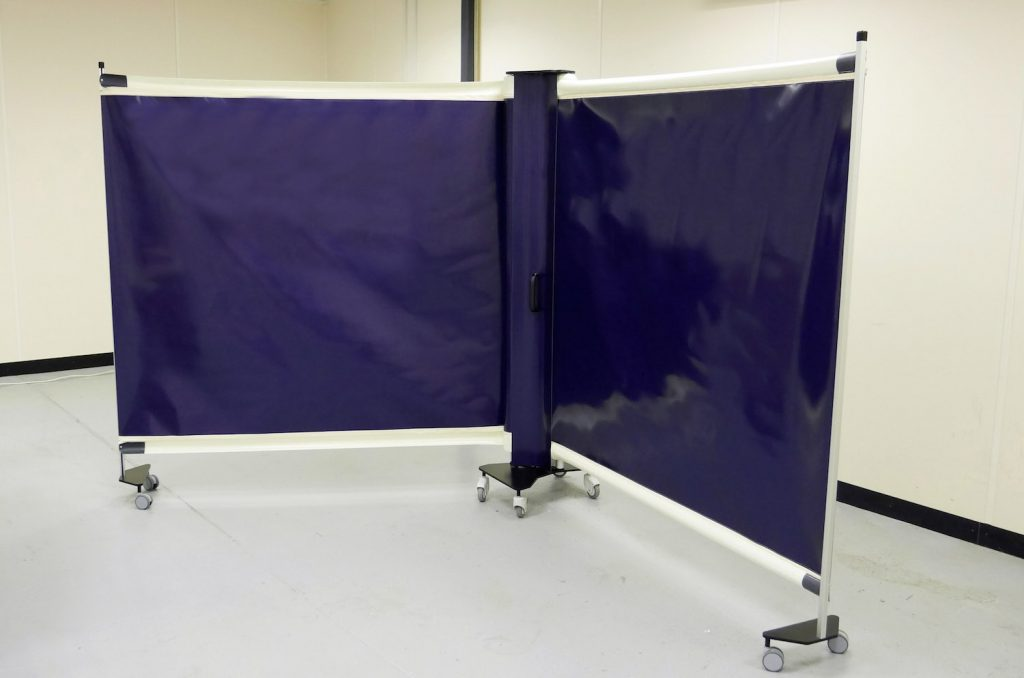 Airport Temporary Hoarding Screens