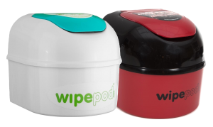Wipepod® Wet Wipes Dispenser