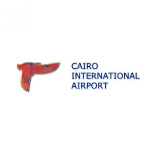 Cairo Airport Fluoresces Bright for the New Year 2020