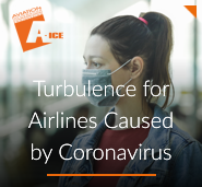 Turbulence for Airlines Caused by Coronavirus
