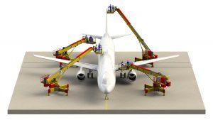 Aerial Jib Platform