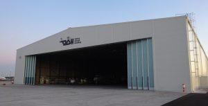 Business Aircraft Storage Hangars