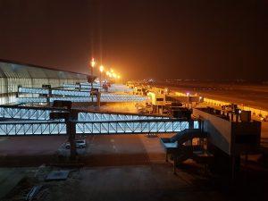 Fixed Boarding Bridge