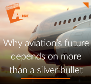 Why aviation's future depends on more than a silver bullet