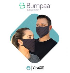 Bumpaa™ Anti-viral face mask - MOQ 100 units
