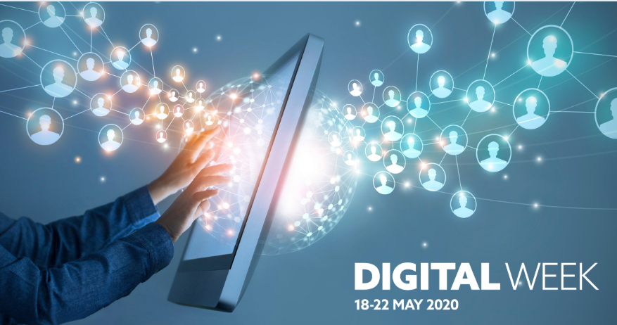 Stay connected with the security community at Digital Week
