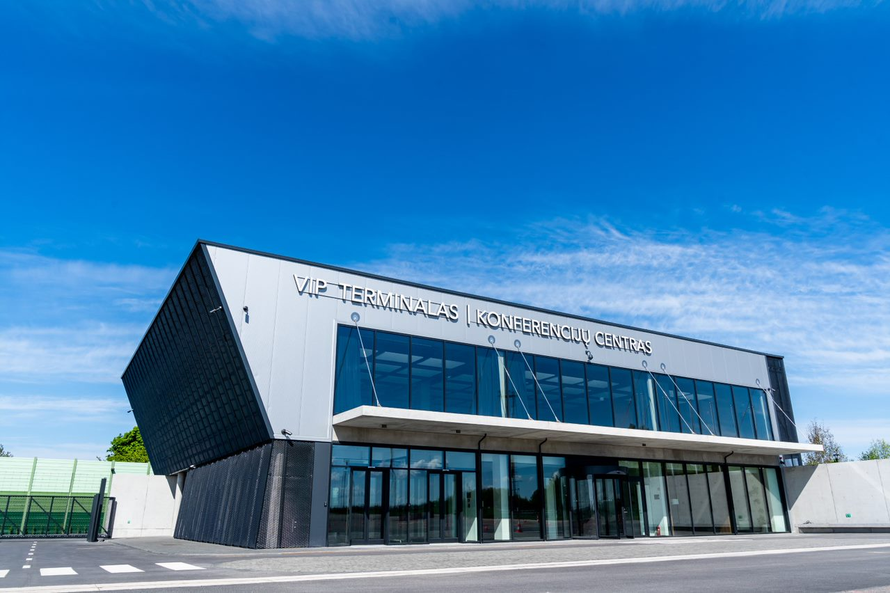Vilnius Airport officially opens new VIP terminal & conference centre -  Airport Suppliers