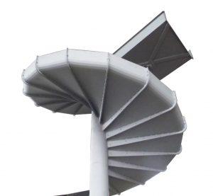 Spiral Chute Conveyor