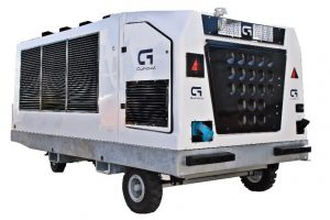 Mobile Air Conditioning Unit & Combo for Aircraft Codes B to C