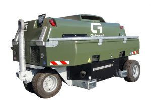 Military Compact Mobile Ground Power Unit (GPU) for Military Aircraft & Helicopters - Diesel Engine Driven