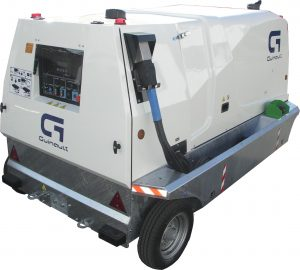 Mobile 400 Hz Ground Power Unit (GPU) (Diesel Engine Driven) from 90 to 180 kVA