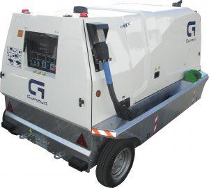 GA range - Mobile 400 Hz Ground Power Unit (Diesel Engine Driven) from 90 to 180 kVA